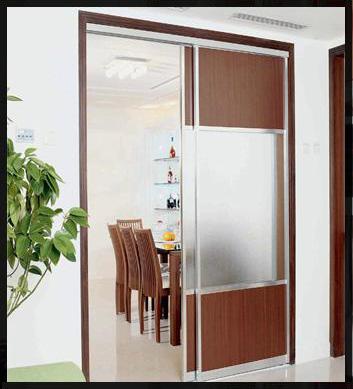 平板与玻璃腰线移门3 - 衣柜移门系列 - 白银雅仕整体
